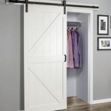 Barn Door Single Panel