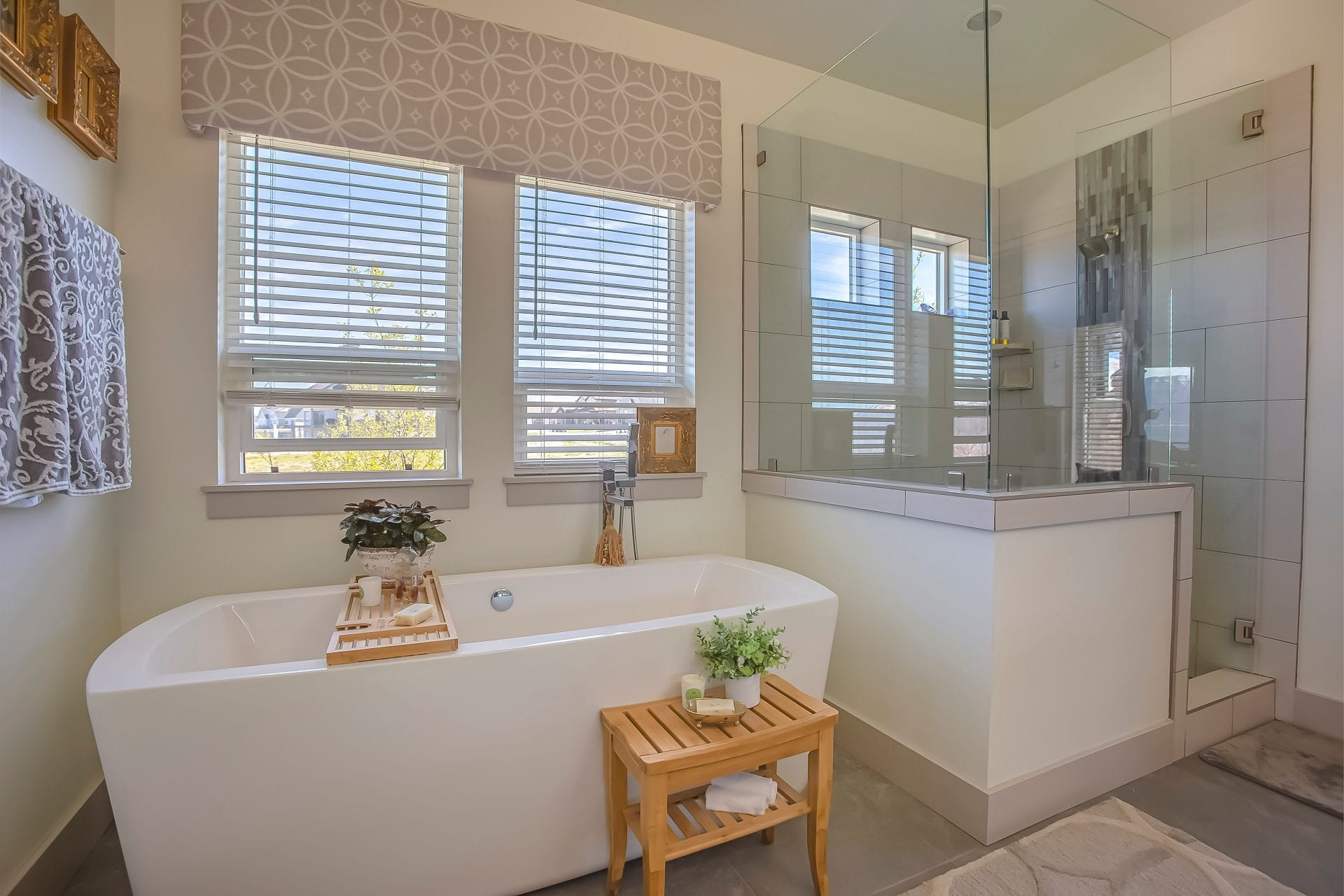 Wood Blinds - Heritage Shutters